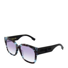DIOR/迪奥 个性 复古 摩登 方形 猫眼形 街拍 板材 大框 男女款 太阳镜 渐变色镜片 加宽镜腿 墨镜 眼镜 DIORID1F 58mm DIOR 迪奥图片