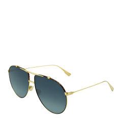 DIOR/迪奥 时尚 个性 飞行员 蛤蟆镜 纤细 轻薄 男士 太阳镜 4色可选 合金 全框 墨镜 眼镜 DIORMONSIEUR1 63mm DIOR 迪奥图片