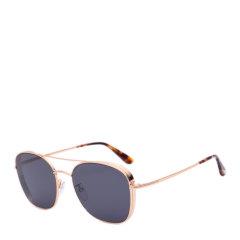 Tom Ford/汤姆福特太阳镜男女款时尚大框墨镜防紫外线眼镜TF724-K图片