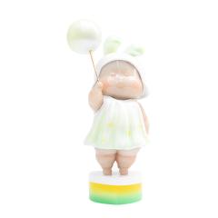 稀奇艺术 2021年瞿广慈作品《baby赞》迷你桌面摆件艺术衍生品创意礼品生日礼物图片