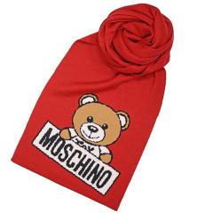 【清仓】MOSCHINO/莫斯奇诺  围巾/披肩围巾【现货】图片