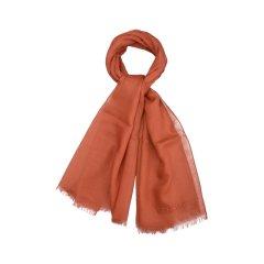 【国内现货】VERSACE/范思哲字母LOGO流苏羊绒山羊绒围巾丝巾 LSLF72102图片