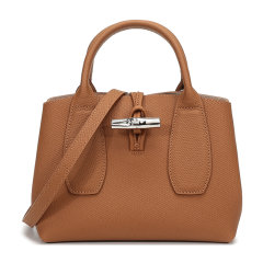 【国内现货】Longchamp/珑骧 女士ROSEAU系列牛皮小号手提单肩斜挎包 10095 HPN图片