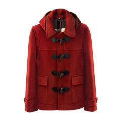 大陆现货秒发 英国制造 羊毛大衣 百搭款牛角扣大衣 BURBERRY/博柏利 巴宝莉 男装 男士外套  风衣 男士大衣图片