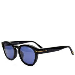【新品】Tom Ford/汤姆福特  气质型男系列派对达人款商务旅行版男士太阳镜FT0590-F(时尚大框)(适合亚洲男士脸型)(舒适鼻托)(意大利进口)图片