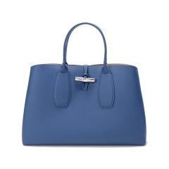 【国内现货】Longchamp/珑骧 2020秋冬 女士ROSEAU系列大号牛皮手提包 10059 HPN图片