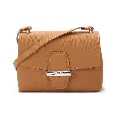 【国内现货】Longchamp/珑骧 2021款 女士ROSEAU系列牛皮单肩斜挎包竹节包 10094 HPN图片