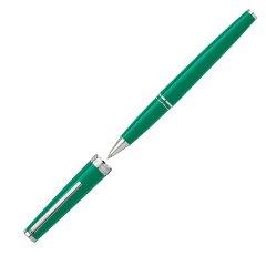 MontBlanc万宝龙笔 PIX系列 镀铂金签字笔 多色树脂宝珠笔114796/114805/114809/119583/114813/117660图片