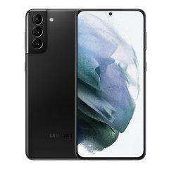 三星 Galaxy S21+ 5G(SM-G9960)双模5G 骁龙888   8G+256G  游戏手机 赠三星原装充电头+运动蓝牙耳机+智能AI音响图片