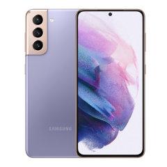 【新品】三星 Galaxy S21 5G(SM-G9910) 8GB+256GB  双模5G手机 赠运动蓝牙耳机+智能AI蓝牙音箱图片