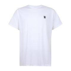 【21春夏新款】BURBERRY/博柏利  男士时尚休闲棉质TB刺绣圆领短袖T恤衫图片