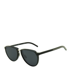 DIOR/迪奥 个性 时尚 飞行员 板材 全框 男女款太阳镜 黑色 哈瓦那色 墨镜 眼镜 BLACKTIE248S 58mm DIOR 迪奥图片