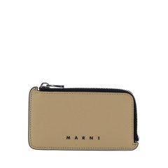 MARNI/玛尼 21年春夏 logo 男性 钱包 PFMI0036Q0P3727图片