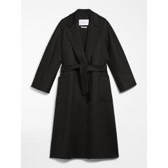 MaxMara/麦丝玛拉  经典长款双面腰带羊绒女士大衣  LABBRO图片