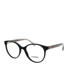 【国内现货】CHANEL/香奈儿复古潮流时尚板材修饰脸型男女款镜框光学镜架眼镜CH3401图片