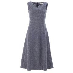YAWANG CHEN/YAWANG CHEN女装>女士裙装>女士连衣裙2021新品收腰连衣裙图片