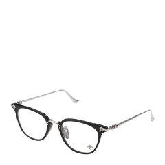 【预订款】Chrome Hearts/克罗心  眼镜框18K金镜腿简约时尚全框眼镜架男SHAGSS图片