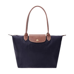 【国内现货】Longchamp/珑骧 女士LePliage系列织物长柄小号手提包 2605 089图片