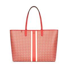 【国内现货】Tory Burch/汤丽柏琦 女士时尚按扣手提包 其它 64206图片