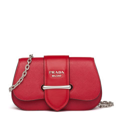 PRADA/普拉达 女士Prada Sidonie Saffiano皮革手袋 1BD218_2EVU_V_CJG 21年春夏图片
