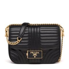 PRADA/普拉达 女士Prada Diagramme皮革手袋 1BD217_2D91_V_UUI 21年春夏图片