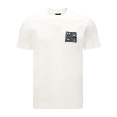 EmporioArmani/安普里奥阿玛尼男士短袖T恤-男士T恤(四个贴)图片