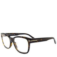 【免费配镜片】【新品】Tom Ford/汤姆福特 卓越风范系列商务精英款假日旅行版男士光学眼镜FT5535-D-B(时尚大框)(适合亚洲人士脸型)(舒适鼻托)(意大利进口轻盈材质)图片