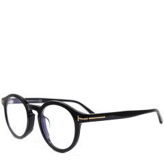 【免费配镜片】【新品】Tom Ford/汤姆福特 潮流炫酷定制系列派对达人款商务旅行版男士光学眼镜FT5529-F-B(时尚大框)(适合亚洲男士脸型)(舒适鼻托)(意大利进口轻盈板材)图片