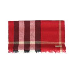 【包税】BURBERRY/博柏利 时尚百搭格子围巾 40512001图片