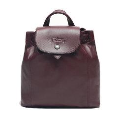 【国内现货】Longchamp/珑骧 女士LEFOULONNECUIR系列羊皮迷你双肩包1306 757图片
