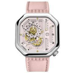 AGELOCER/艾戈勒手表大爆炸系列女士手表女款镂空机械表新款时尚潮流自动机械手表图片