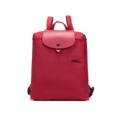 【国内现货】Longchamp/珑骧 女士LEPLIAGECLUB系列织物可折叠双肩包 1699 619图片
