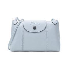 【国内现货】Longchamp/珑骧 女士LEPLIAGECUIR系列羊皮单肩斜挎包 1061 757图片