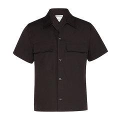 Bottega Veneta/葆蝶家 男士短袖衬衫 652051 VKIX0图片