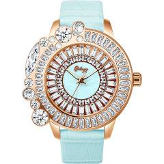 【21春夏】Galtiscopio/迦堤手表女欧美手表送女友礼物时尚小闪耀祖利小表盘石英女士手表图片