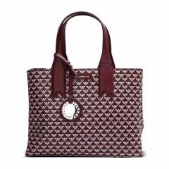 EmporioArmani/安普里奥阿玛尼手提包-女士手提包附肩带材质:聚酯纤维图片