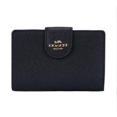 【包税】COACH/蔻驰 女士迷你短款钱包 C0082I图片