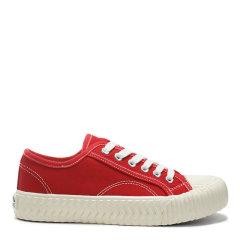 【2021春夏新款】DK UGG/DK UGG 女士休闲运动鞋  糖果彩色系带低帮帆布鞋厚底饼干鞋(鞋型偏小建议大一码)DA686图片