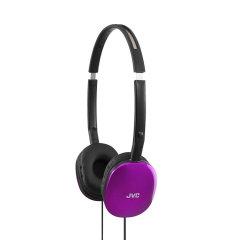 JVC/杰伟世 时尚头戴式耳机 炫酷颜色 震撼低音效果 便携出街 HA-S160图片