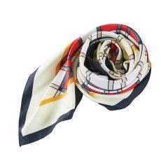【2021春夏新款】EVER UGG/EVER UGG&TARRAMARRA小方巾优雅职业领巾女时尚春季女士小丝巾头巾空姐丝巾TAZB0600图片