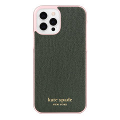 Kate Spade 轻奢皮革时尚手机壳 适用于苹果iPhone12/Pro/Max/mini【官方直营】图片