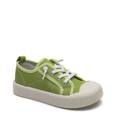 【2021春夏新款】DK UGG/DK UGG 儿童休闲鞋/帆布鞋  糖果色饼干软底帆布鞋运动鞋DAC101图片