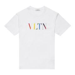 Valentino/华伦天奴 21年春夏 经典 男性 男士短袖T恤 VV3MG10V72U图片