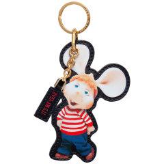 Alberta Ferretti/Alberta Ferretti  时尚红色老鼠款钥匙扣 850180060116图片