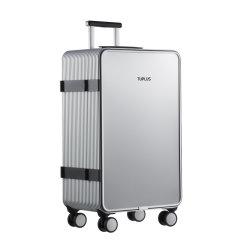 TUPLUS/途加 核系列 全铝镁合金行李箱 金属26寸大拉杆箱图片