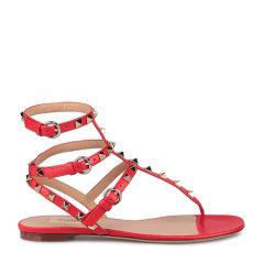 Valentino/华伦天奴 21年春夏 女士鞋 VALENTINO GARAVANI 女性 平跟凉鞋 VW2S0812VOD图片