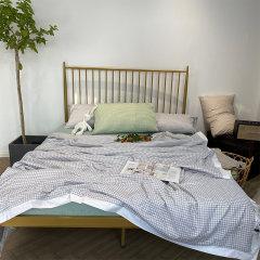 Fantti /芬缇 床上用品蚕蛹蛋白全棉印花夏被可水洗夏被空调被夏凉被夏季单双人薄被图片
