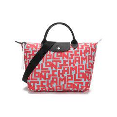 Longchamp/珑骧  女士LEPLIAGELGP系列织物短柄手提单肩包饺子包 1515 412图片