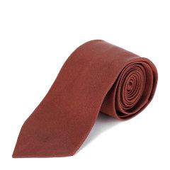 【大陆现货秒发】PRADA/普拉达 桑蚕丝黑色男士领带图片