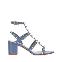 Valentino/华伦天奴 21年春夏 女士鞋 VALENTINO GARAVANI 女性 中跟凉鞋 VW2S0491VBP图片